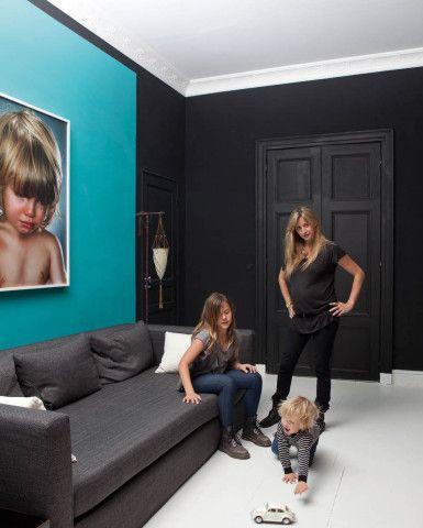Paris : Sarah Lavoine
