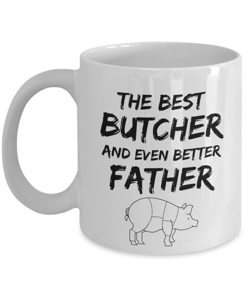 The Best Butcher And Even Better Father