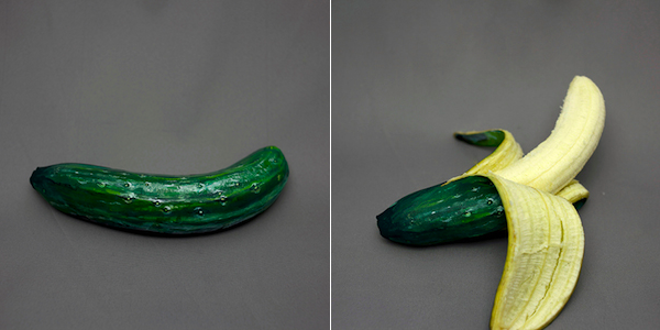 Artist Messes With Your Perception By Transforming Foods Into Other Foods
