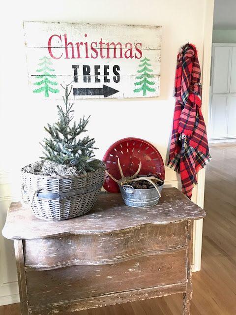 Little farmstead a farmhouse christmas blog tour