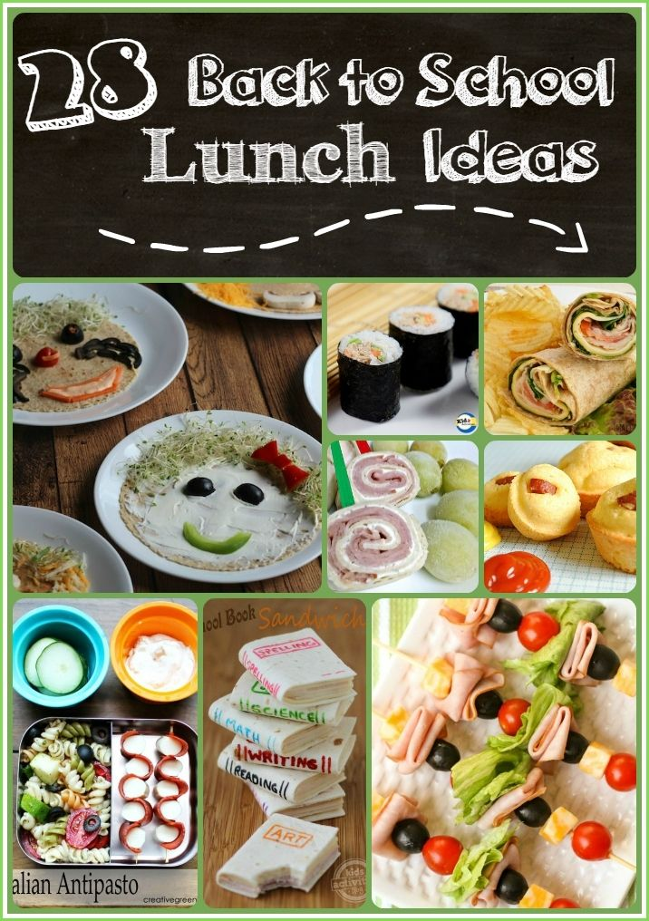 28 back to school lunch ideas already burnt out on packing lunches