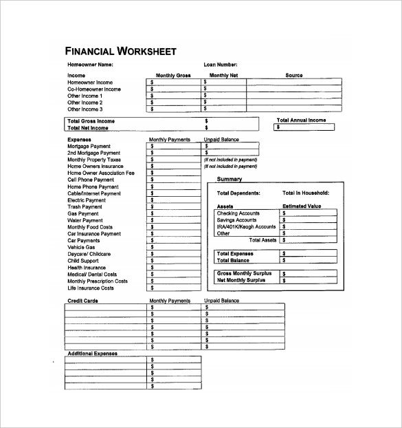 accounting spreadsheet template 8 free excel pdf News to Go 3
