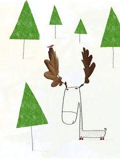Reindeer ;)