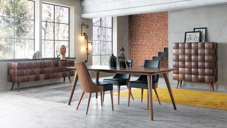 107 idées fantastiques pour une salle à manger moderne Salle à