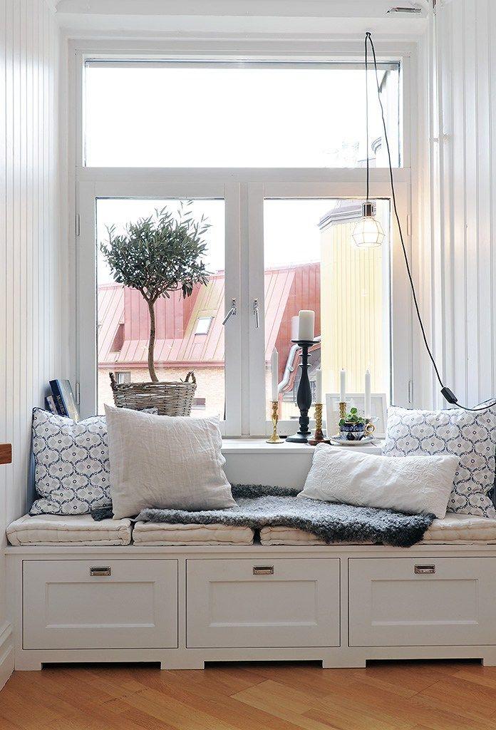 Un piso para vivir y disfrutar Muebles viejos pintados, Sofás de