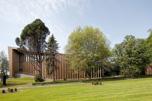 a look at the canadian wood council s 2014 wood design awards