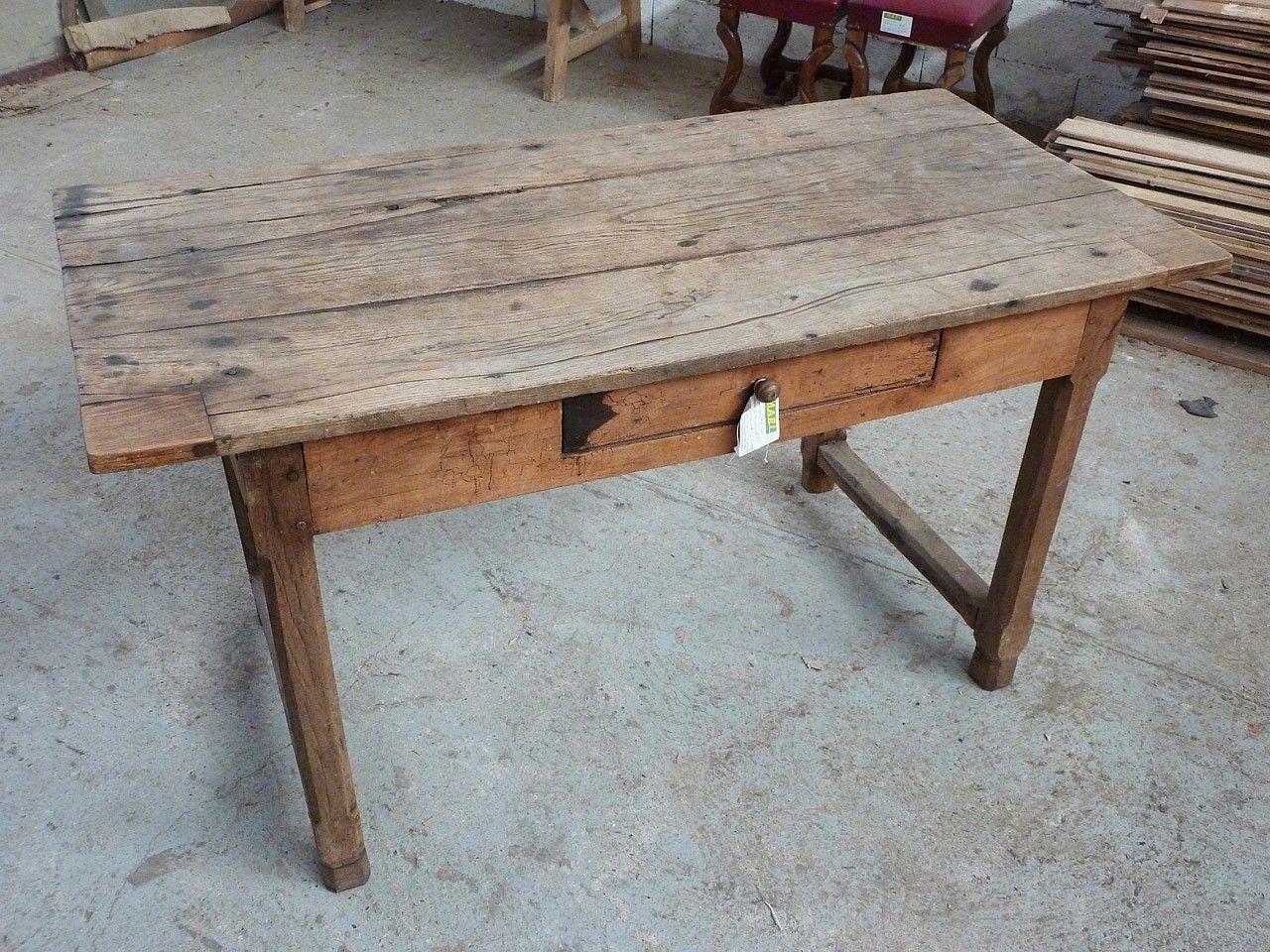 French Antique Small Farm Table Antique Farm Table Table Farm