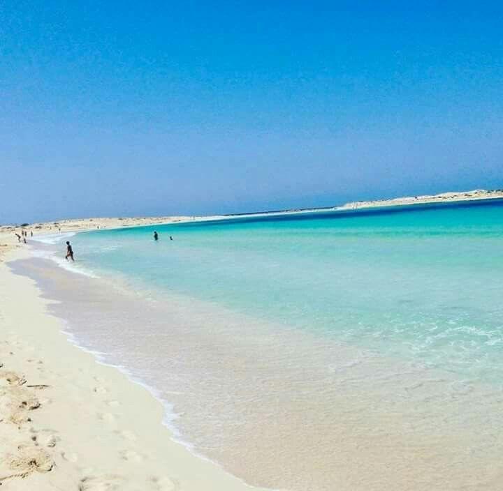 Alobayed Beach, Matrouh