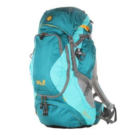 Jack Wolfskin | HIGHLAND TRAIL 46 Trekkingrucksack Damen | bay blue | VAOLA
