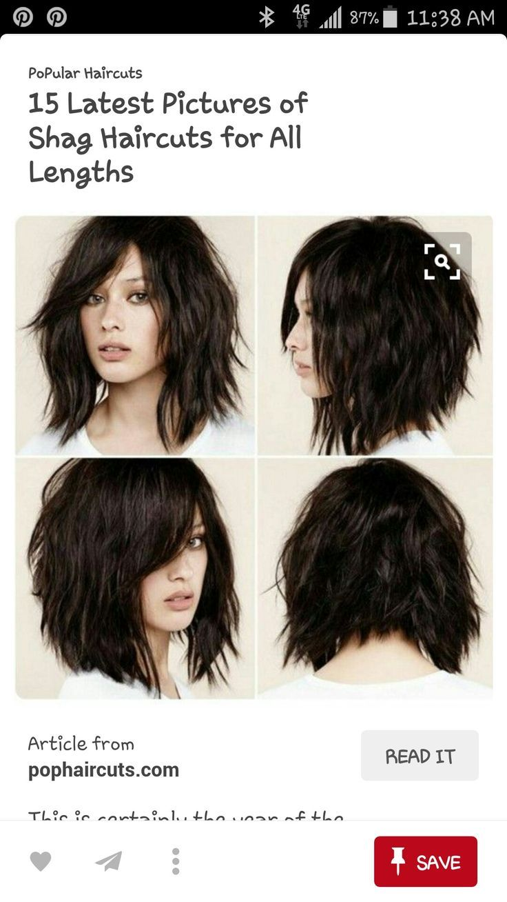 12 Abgehackte Frisuren mittlerer Länge #abgehackte #Frisuren