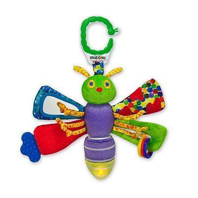 Amazon.com: Kids Preferred Eric Carle Developmental Firefly Toy baby gift idea: Baby