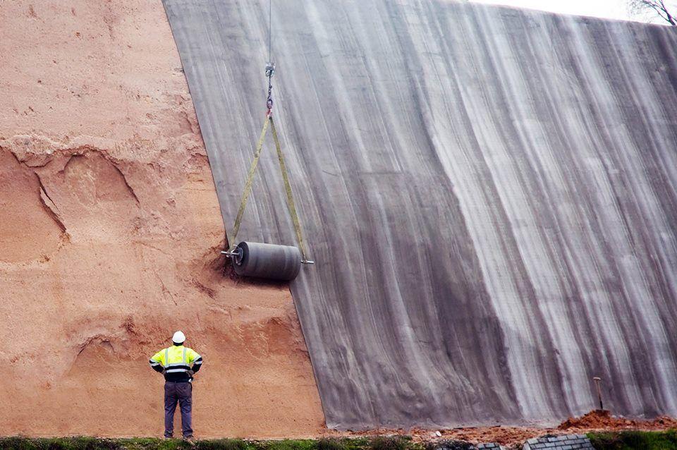 La Web Que El Ingeniero Civil Busca Concrete Concrete Cloth How To Clean Stone