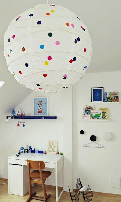 Ikea hacks cool kids 39 rooms pinterest kinderzimmer kinderzimmer ideen und lampen - Papierlampe kinderzimmer ...