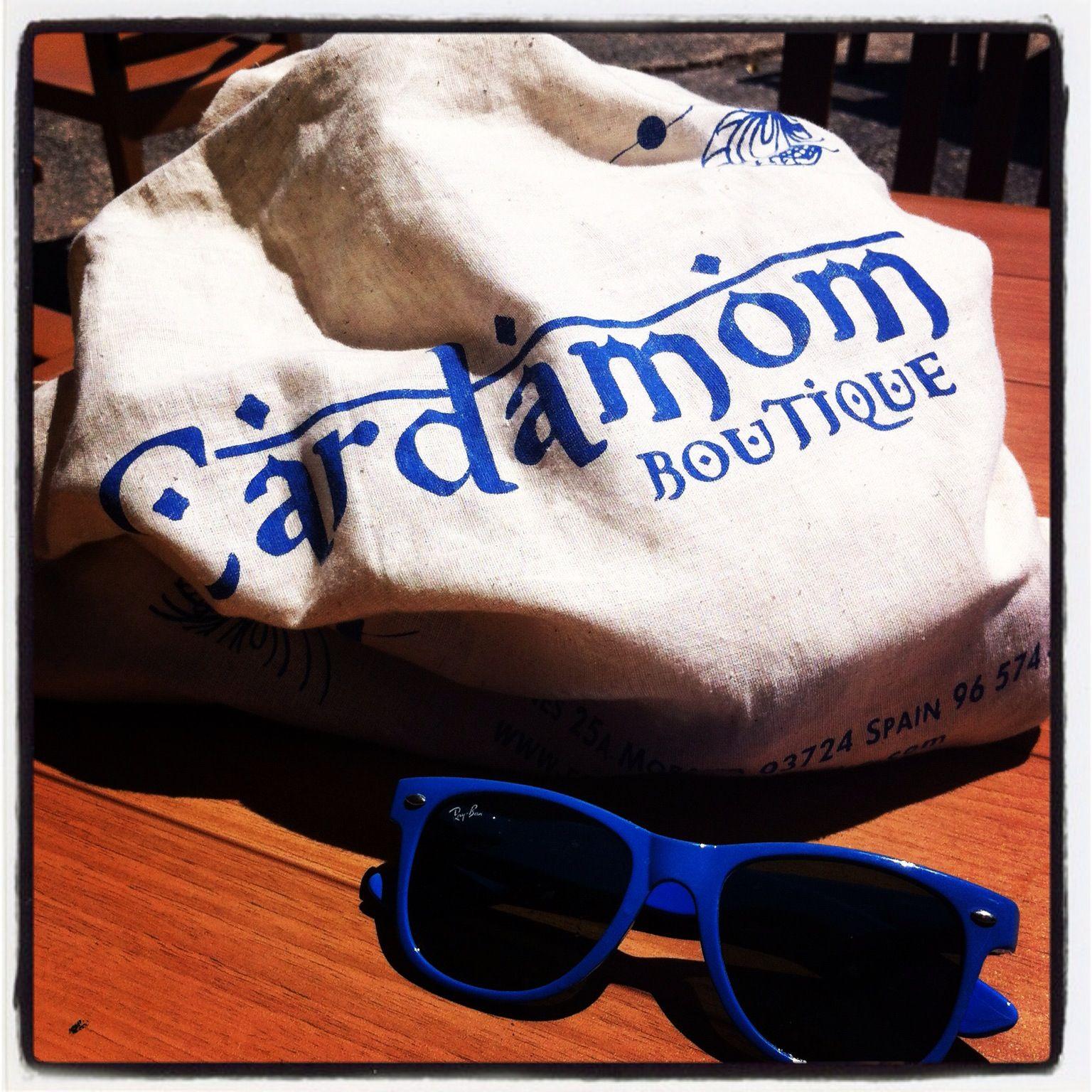 Cotton bag by Cdm