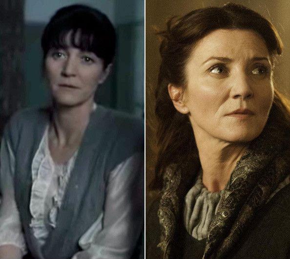 Catelyn Stark In Harry Potter Catelyn Stark Michelle Fairley Michelle Fairley Harry Potter