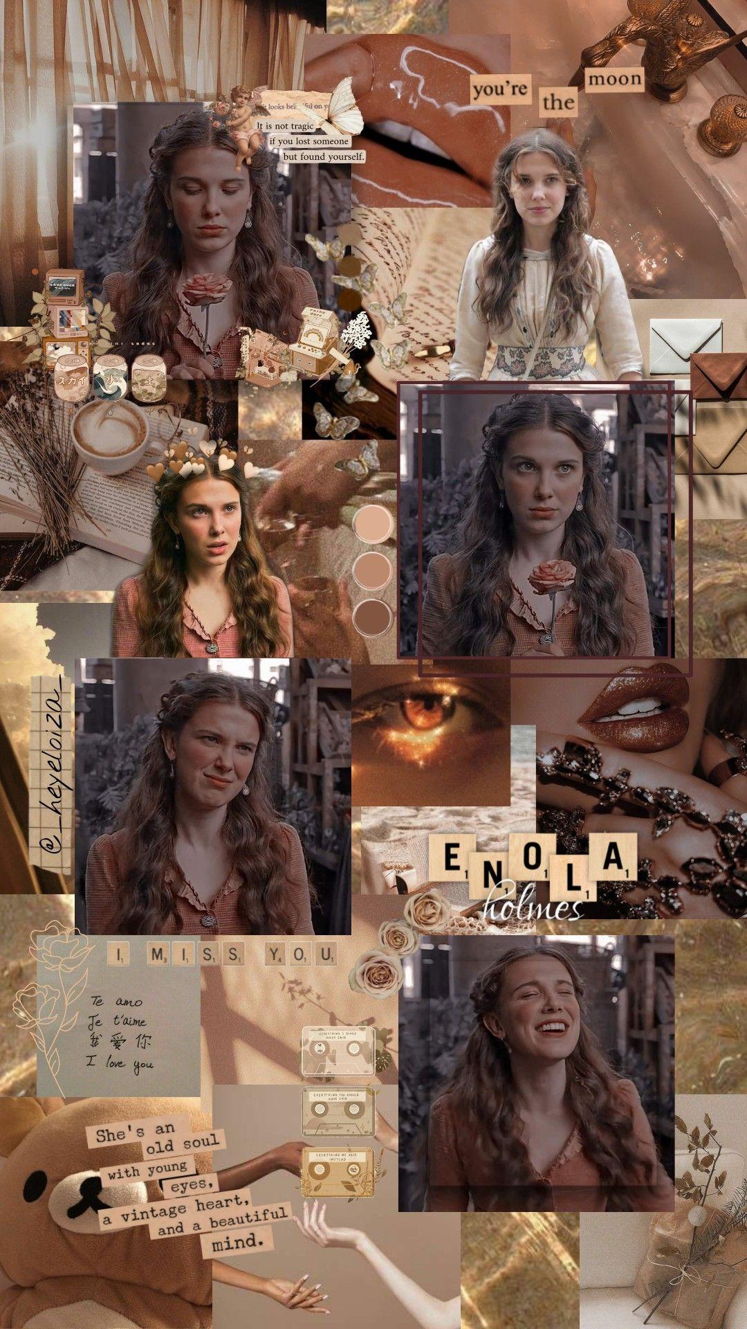 Wallpaper da Enola Holmes