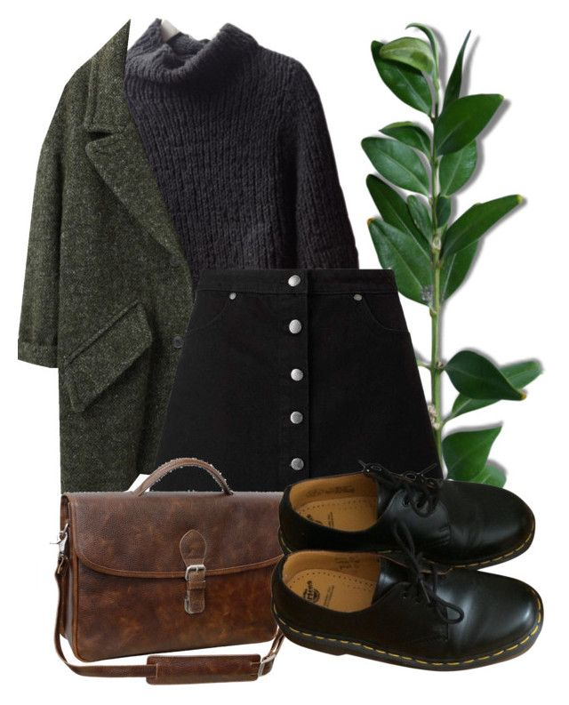 """imagine all the people"" by qimmig on Polyvore featuring Brunello Cucinelli, Étoile Isabel Marant, Miss Selfridge, AmeriLeather and Dr. Martens"