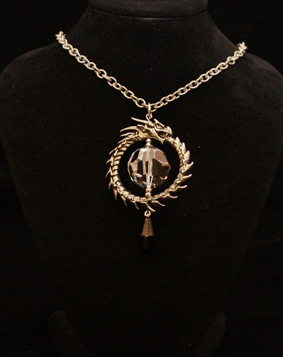 d17ff6d423fcc SOPHIA'S OPUS NECKLACE | Accessories | Gothic outfits, Steampunk ...