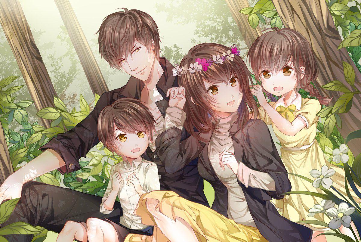 ♥pinterest Nor Syafiqah♥ Romantic anime, Anime love