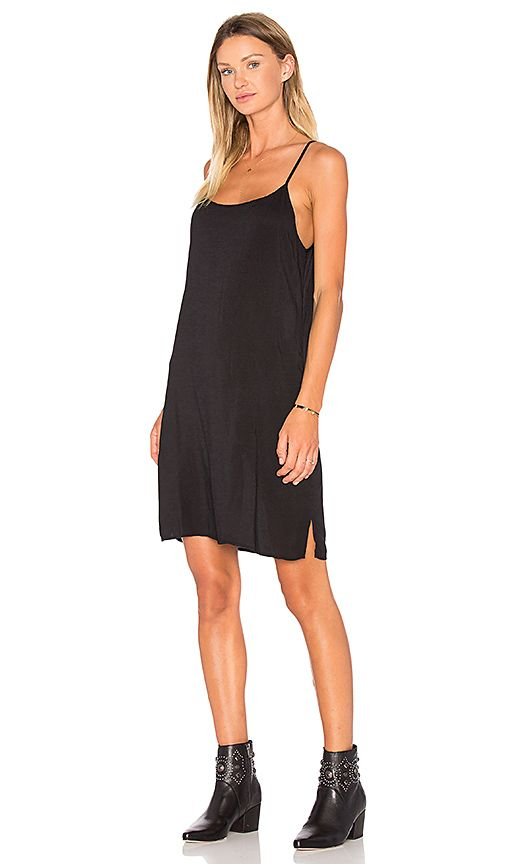 97cae08247ac Shop for LACAUSA Easy Slip Dress in Black at REVOLVE. Free 2-3 day shipping  and returns, 30 day price match guarantee.