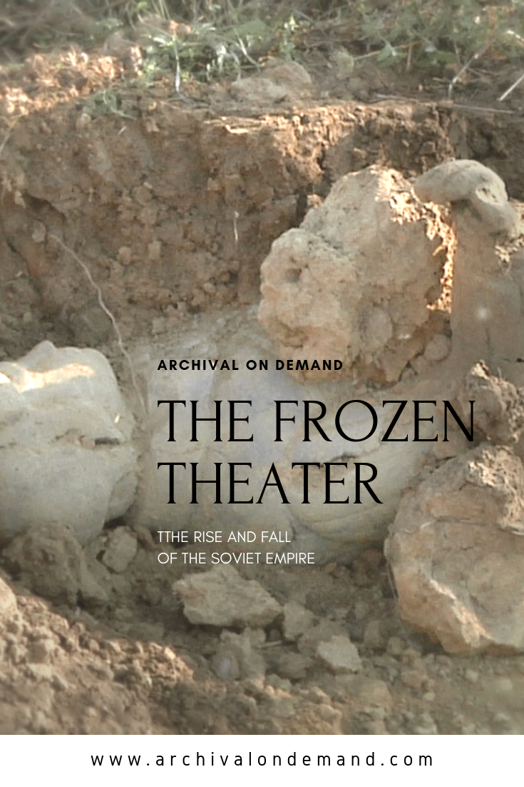 The Frozen Theater Available Through Theatre, Frozen
