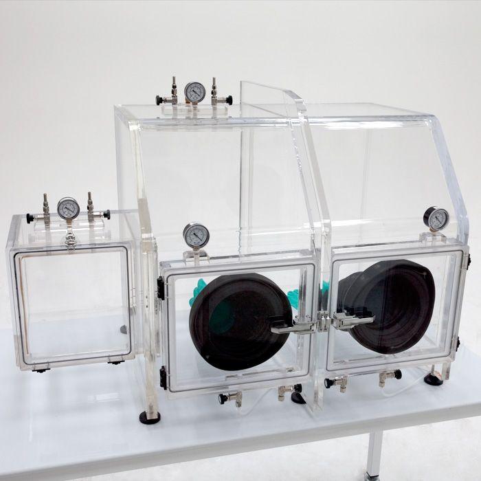 Series 210/215 Vacuum Glove Box