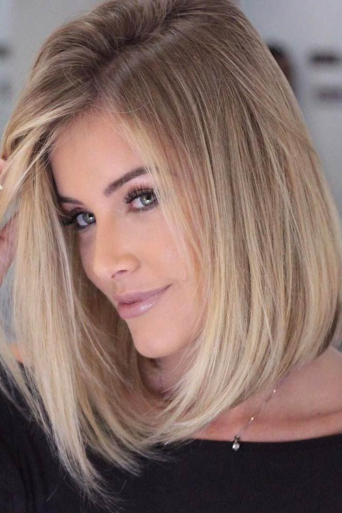 21 Lob Haircuts to Look Like Jennifer Aniston | Hair | Pinterest ...