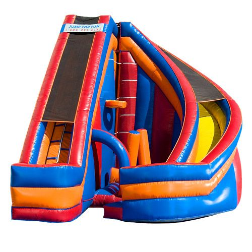 Inflatable Water Slide Rentals Jump For Fun Inflatable Water Slide Water Slide Rentals Water Bounce House