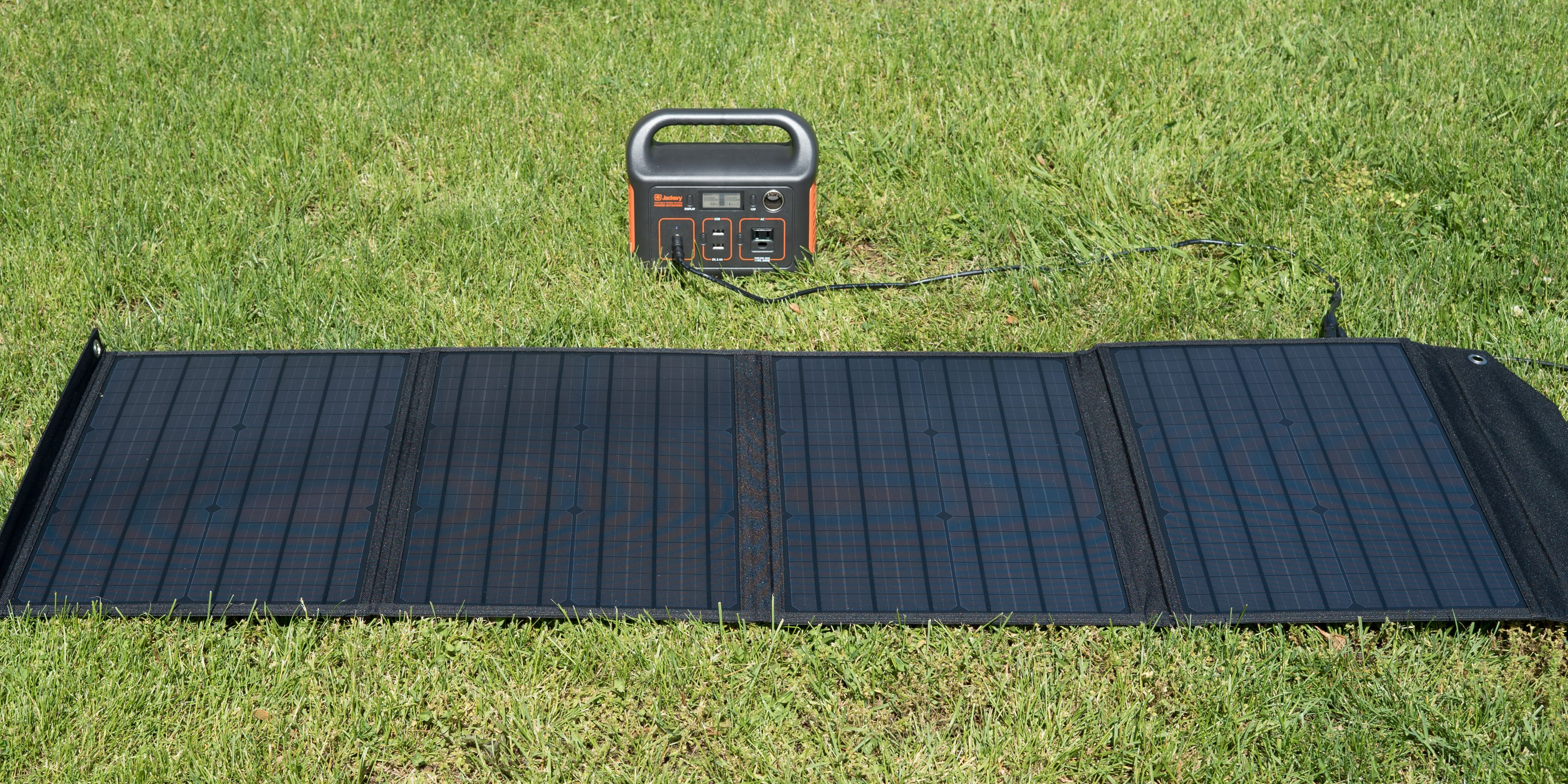Rockpals 100w Foldable Solar Panel Review Keep Charging While Off Grid Video Solar Panels Solar Power Diy Solar