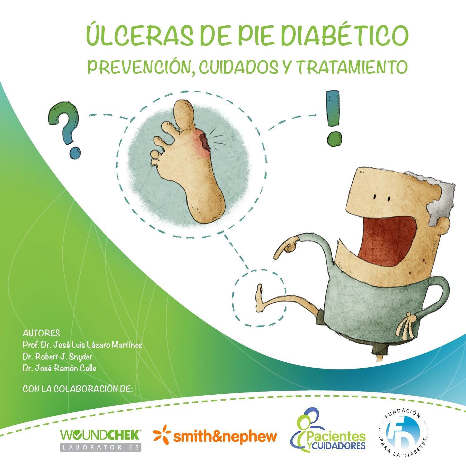pautas para el cuidado de la diabetes para autores