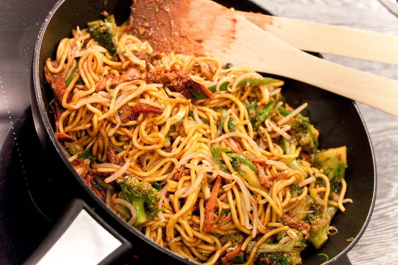 Cucinare con amore nsk nudle s ku ec m masem recepty for Cucinare noodles