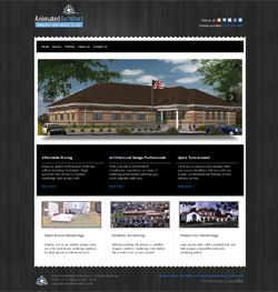 3D architectural renderings and animations SEO Website Design at http://www.AnimatedArchitect.com