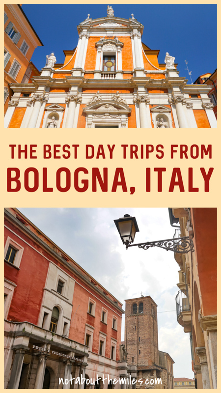 14 Amazing Day Trips from Bologna, Italy | Day trips ...