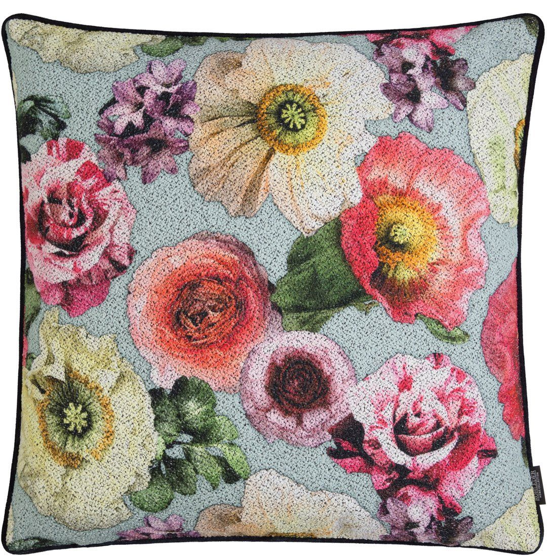 Rohleder Home Collection Coco Flower Kissen Mit Fullung Coco