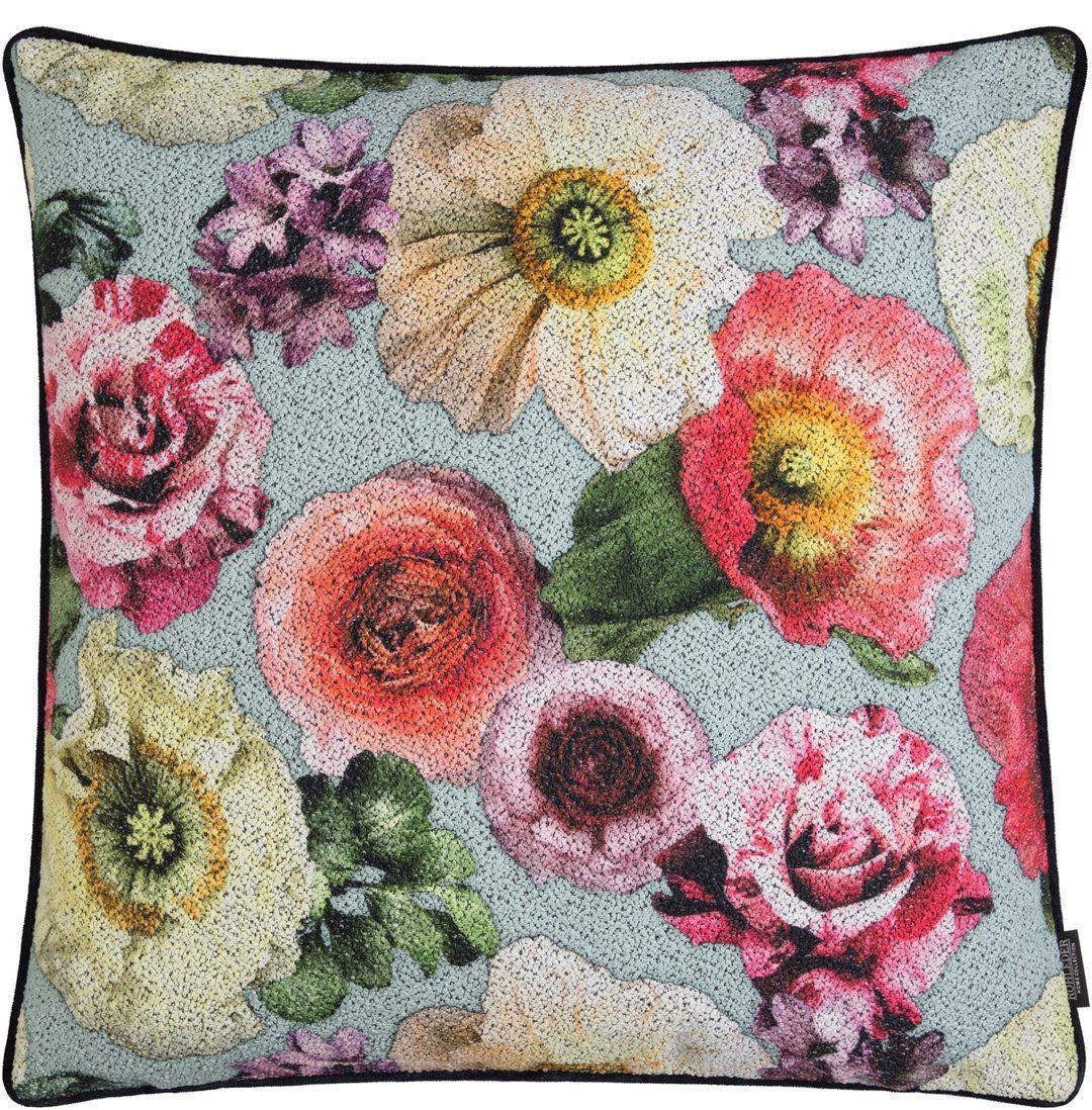 18 Kissen Mit Blumenmuster Ideen Kissen Blumenmuster Muster