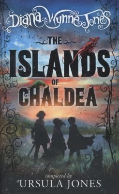 The Islands of Chaldea  - Diana Wynne Jones