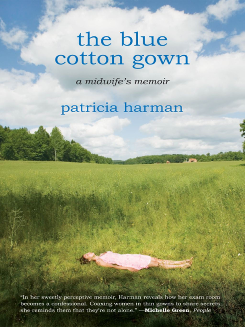 The Blue Cotton Gown (eBook) Cotton gowns, Midwife, Memoirs