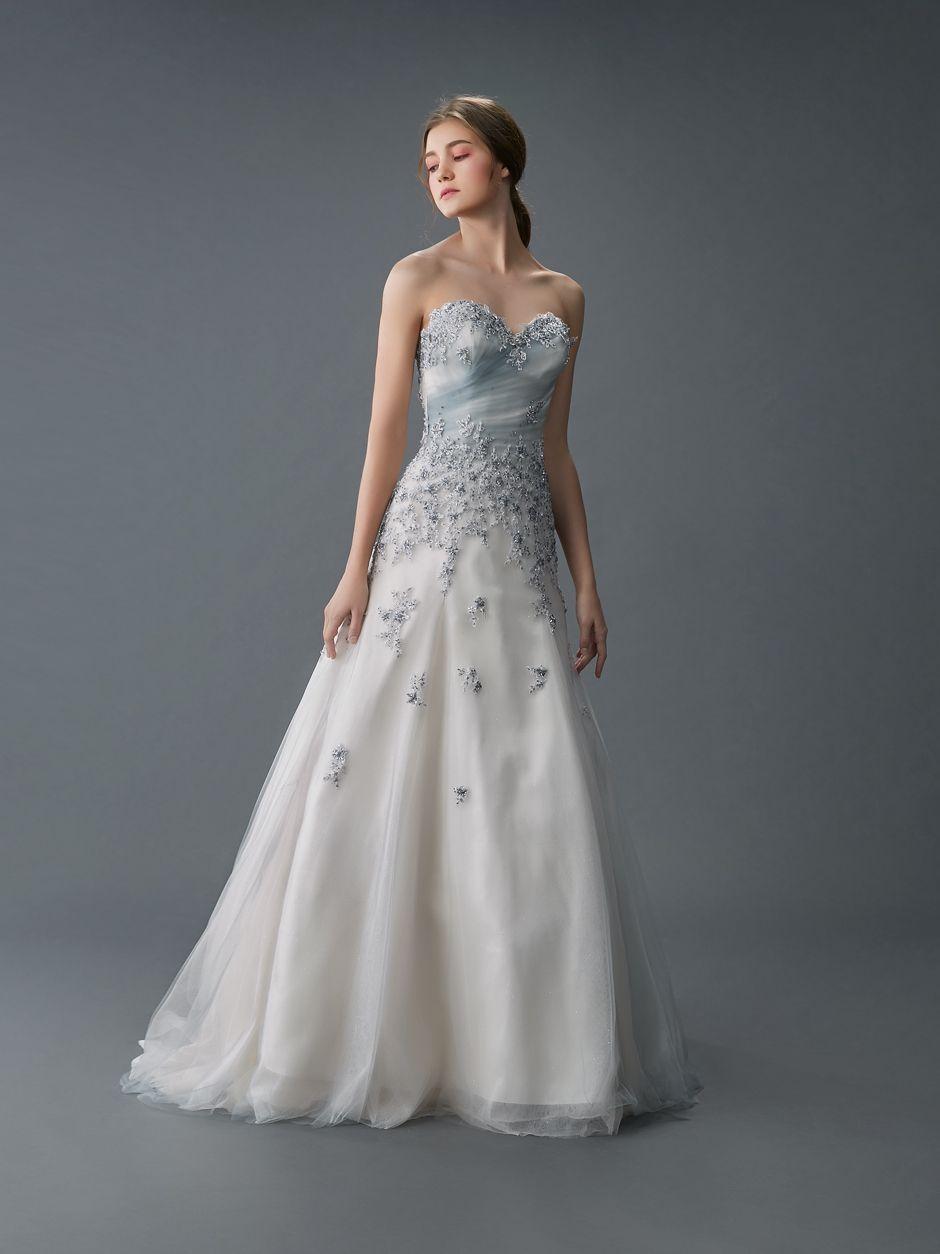 Princess/A-Line Gown by Gowns Villa (#3836) - The Wedding Dress - SingaporeBrides