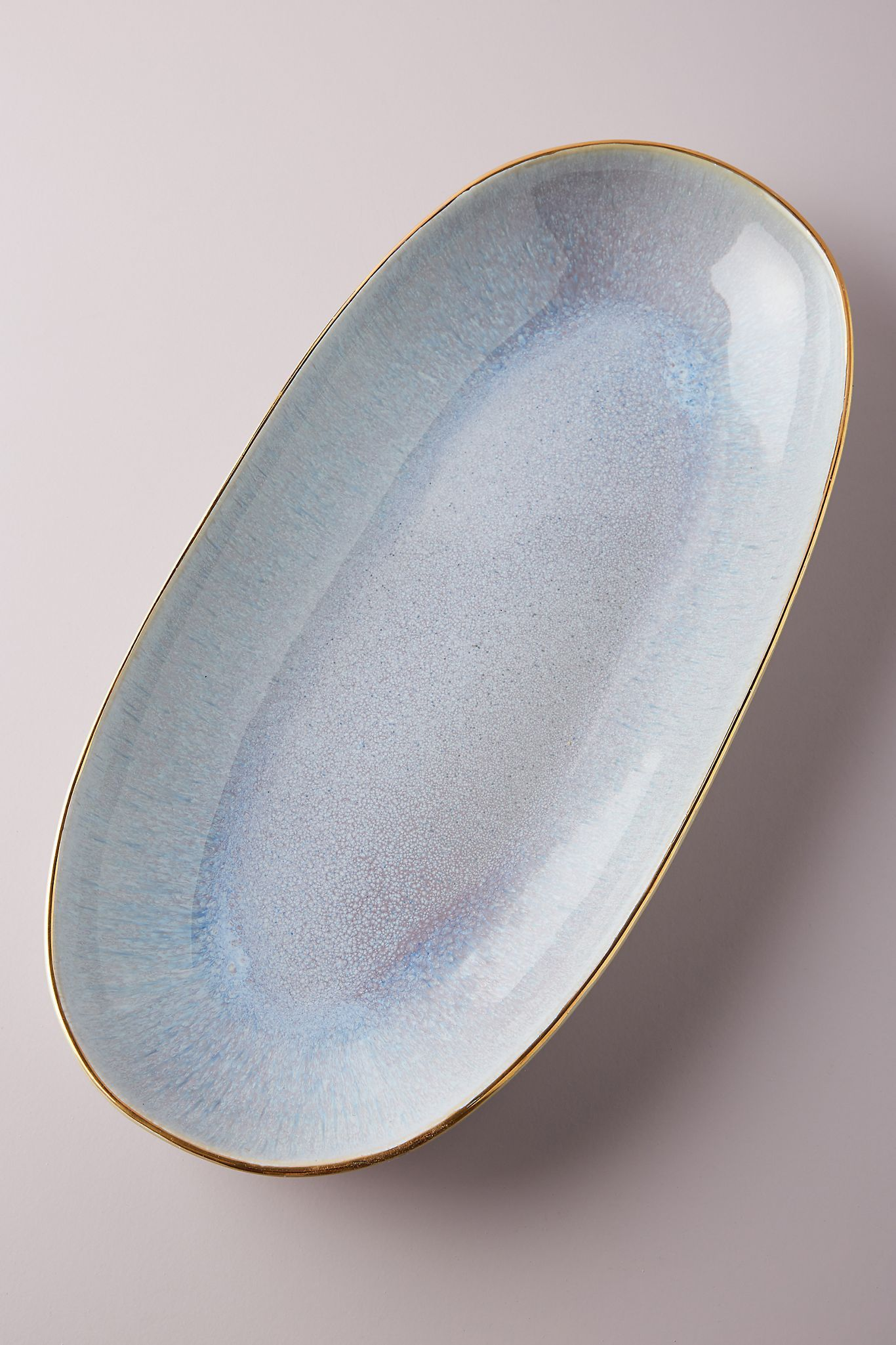 Gilded lilac platter platters lilac gilded