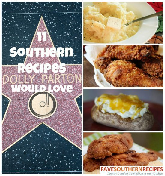 Photo of 11 Southern Food Recipes Dolly Parton Would Love – RecipeChatter
