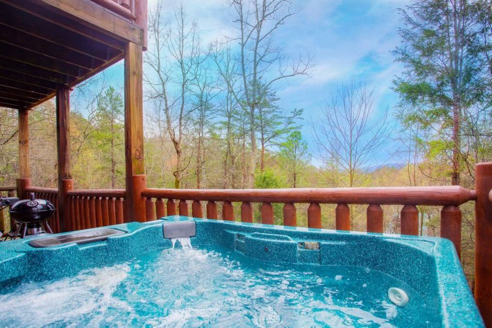 Hole In The Wall 2 Bedroom Cabin Rental Cabin Rentals Beautiful Cabins Cabin