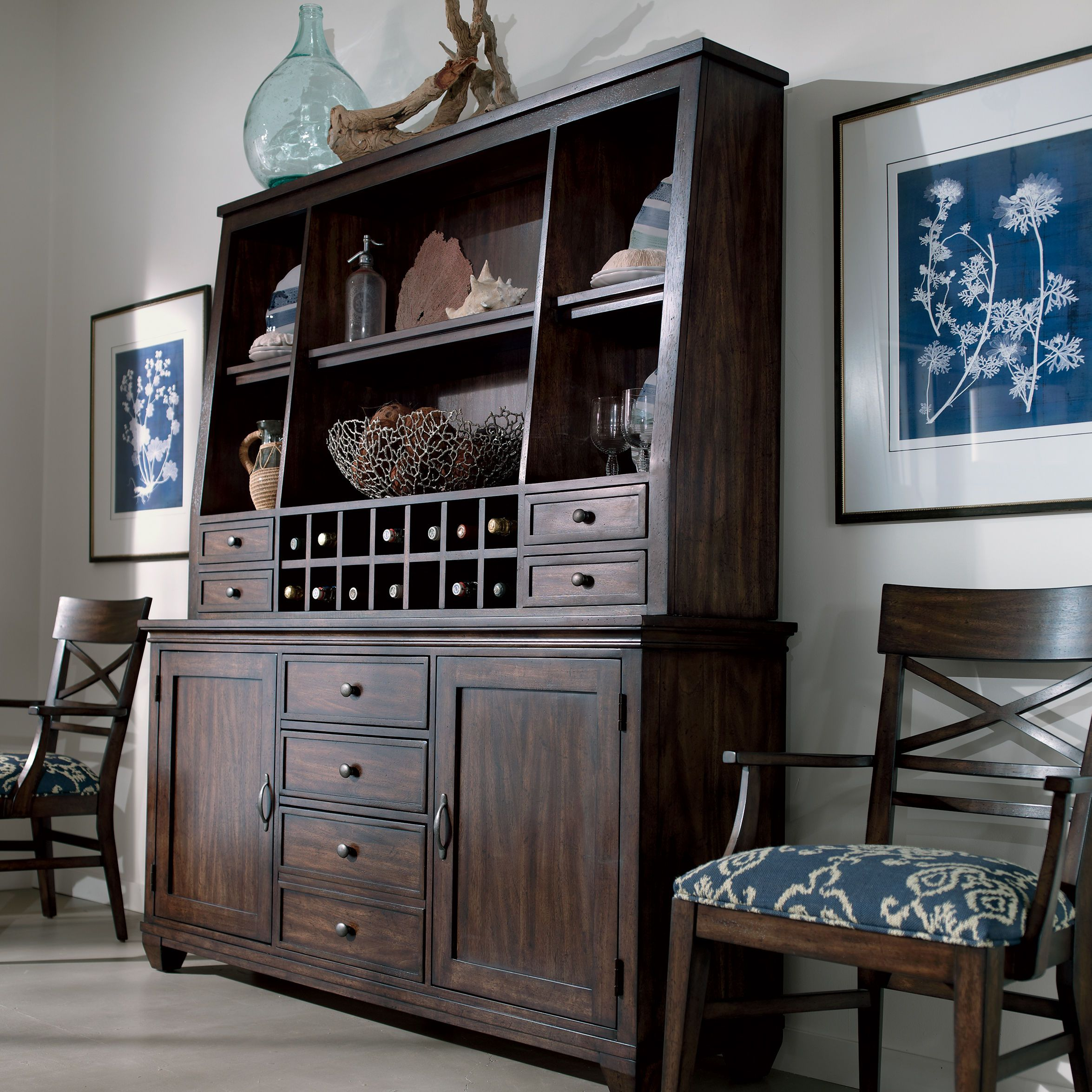 Home Decor China: Christopher China + Buffet - Ethan Allen US