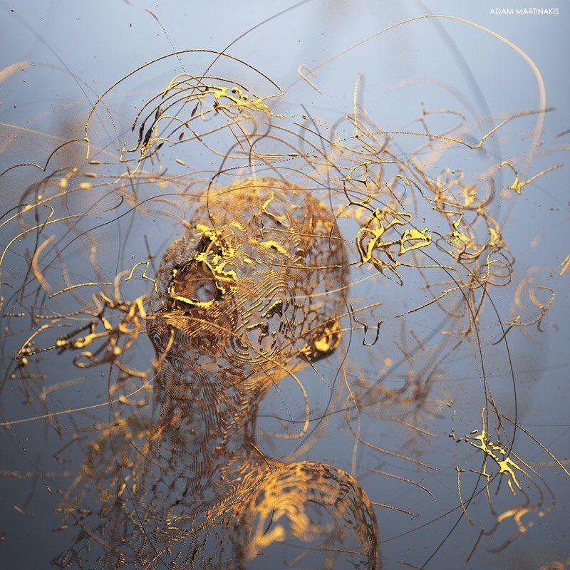 Artwork by Adam Martinakis