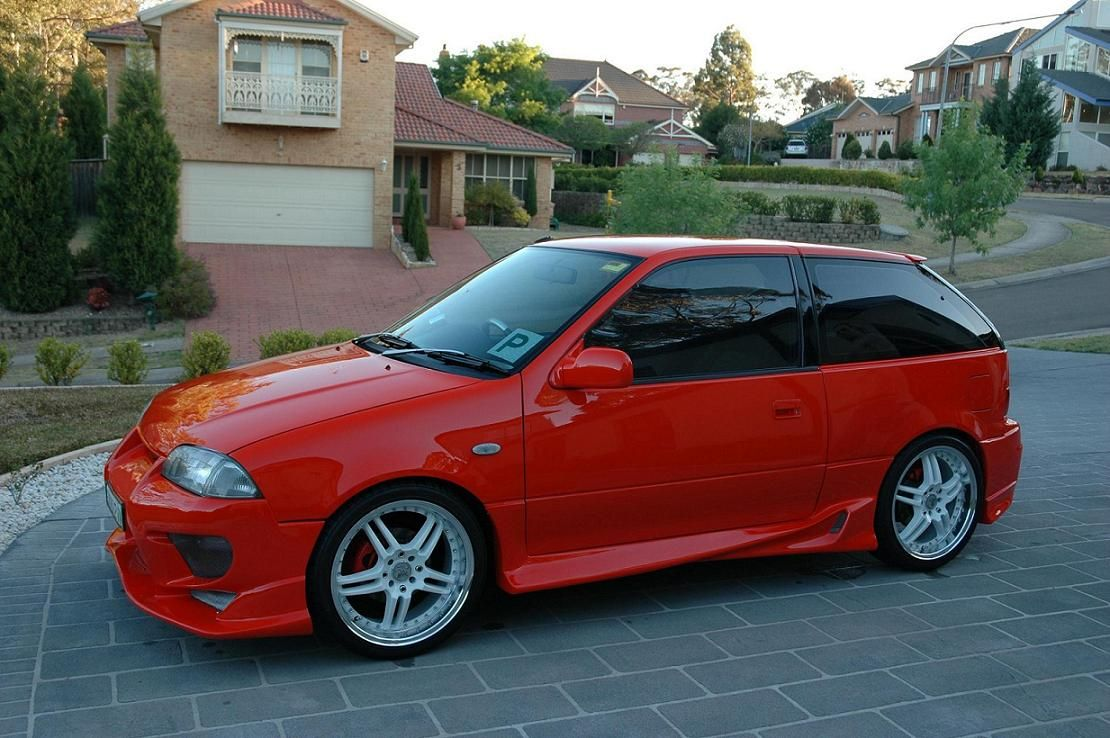 1995 Suzuki Swift GTI | CARS I HAVE OWNED [1988 to current