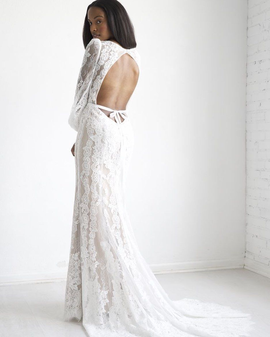 Want To Make A Statement Walking Down The Aisle Look No Further Than Our Dressoftheweek The Sp In 2021 Bridal Boutique Beautiful Wedding Gowns Wedding Dresses Lace [ 1171 x 937 Pixel ]