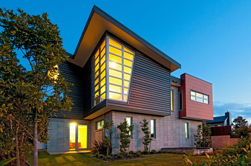 Impressive home in pyes pa tauranga contemporary housesvirtual tourtwilightmansionsreal