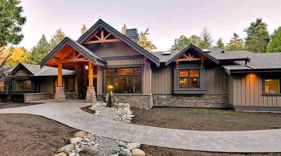 House Styles In America Ranch Home Designs Modern Home Design