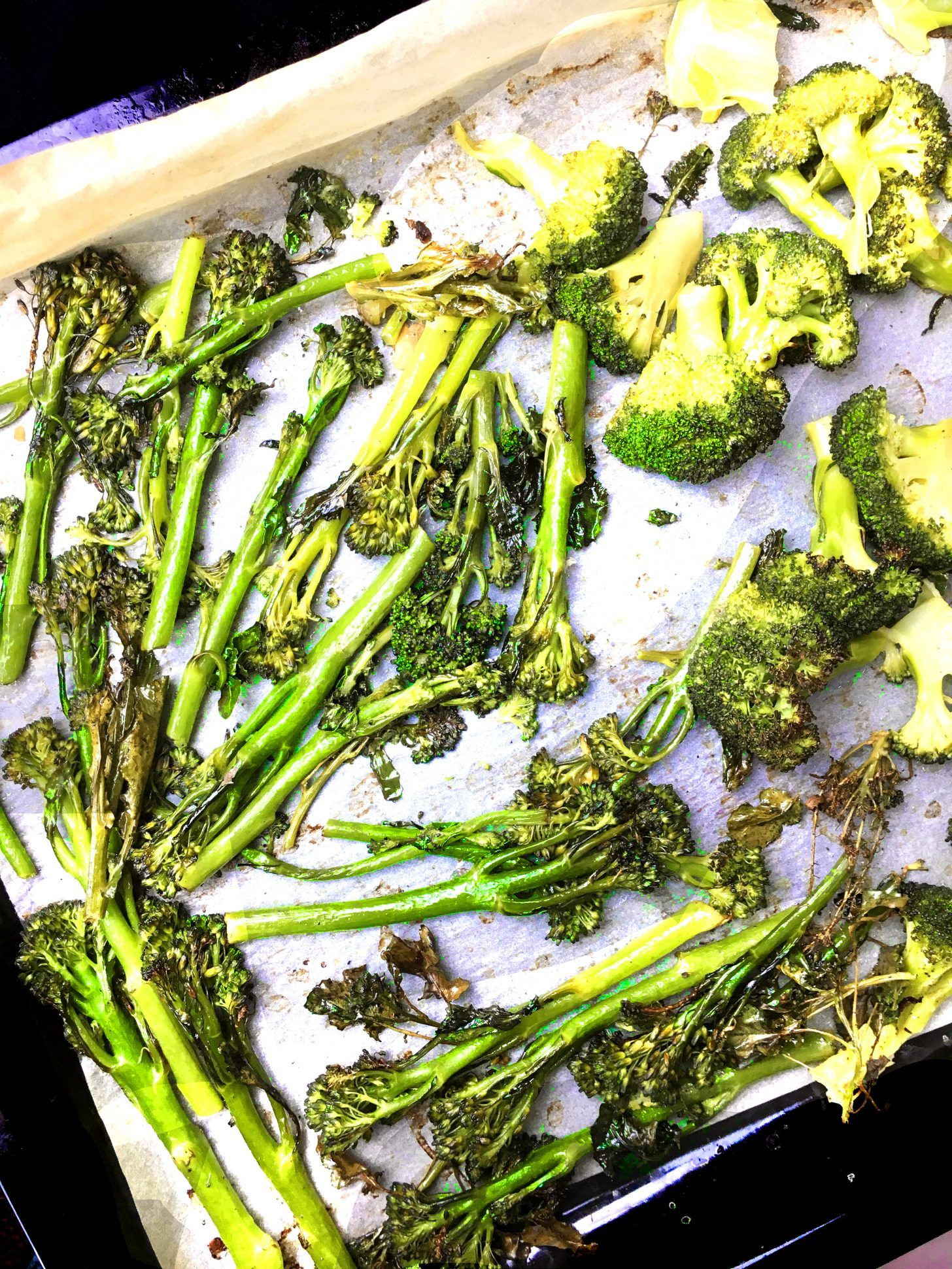 Roasted Tenderstem Broccoli Good Healthy Food