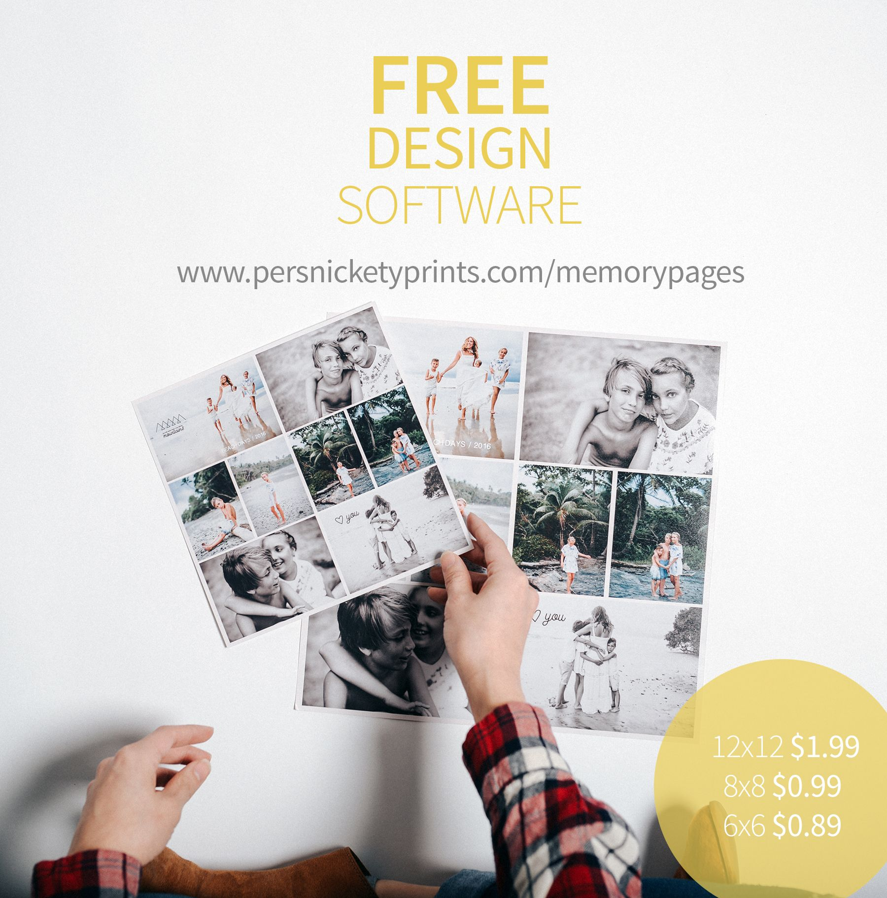 Memory Pages • Free Digital Scrapbooking Software | Free ...