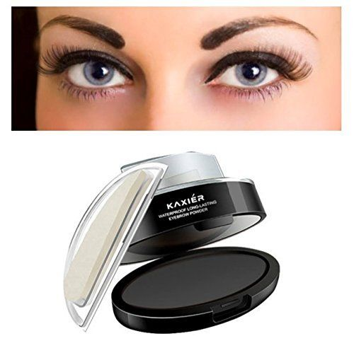 Best Eyebrow Stamp For Perfect 1 Set Pro 3 In Palette Natural LookingWaterproof Long Lasting Enhance Your Seconds